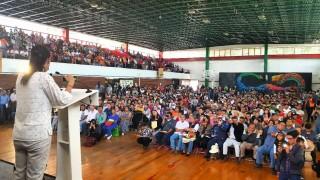 Trabaja el Gobierno de la Ciudad de México en fortalecer la producción de nopal en Milpa Alta