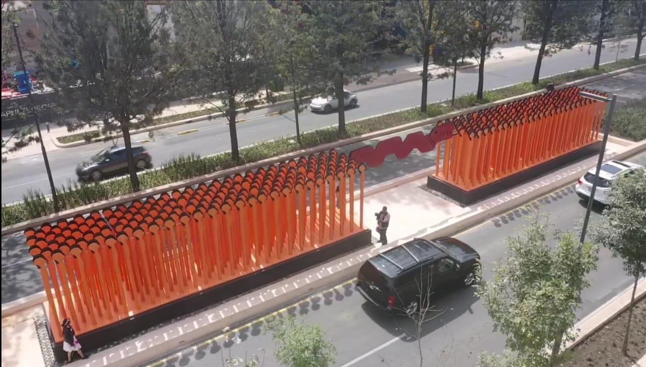 5e3f906948145391153133 - Gobierno de la Ciudad de México finaliza  rehabilitación y reforestación de Avenida Chapultepec