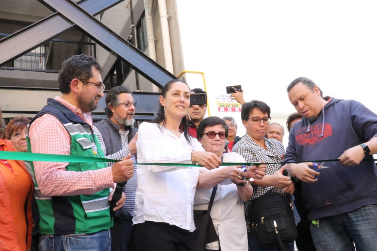 5e3f915cd01b4013540624 - Gobierno de la Ciudad de México entrega nueve edificios del Multifamiliar Tlalpan