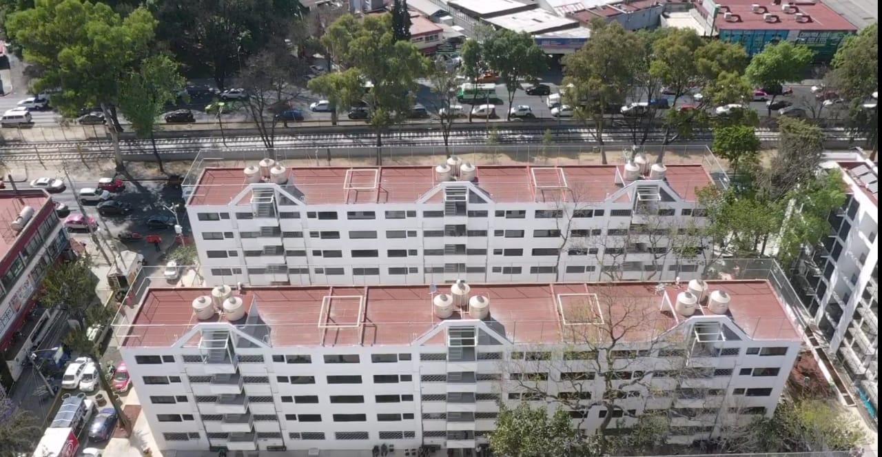 5e3f91625d48d948276290 - Gobierno de la Ciudad de México entrega nueve edificios del Multifamiliar Tlalpan