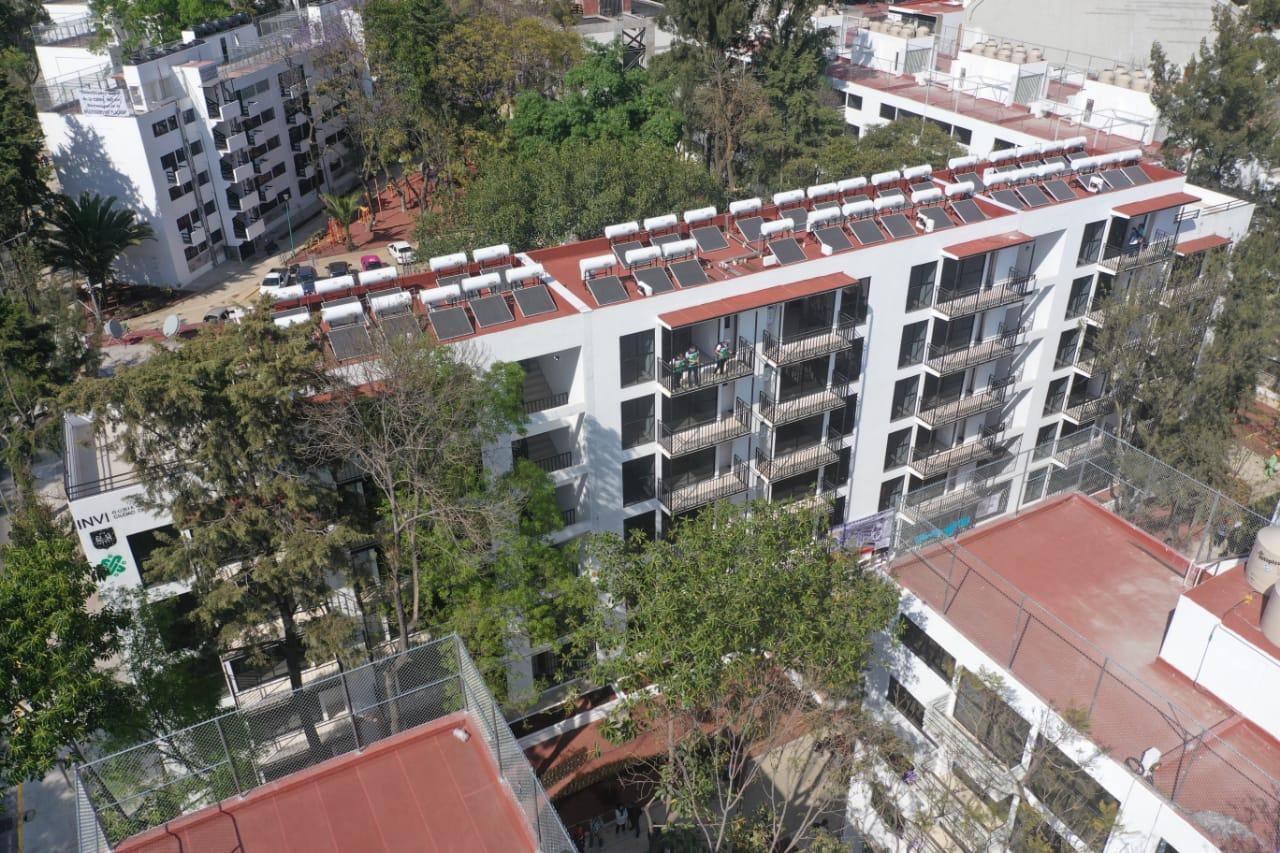 5e3f9170696e4034694897 - Gobierno de la Ciudad de México entrega nueve edificios del Multifamiliar Tlalpan