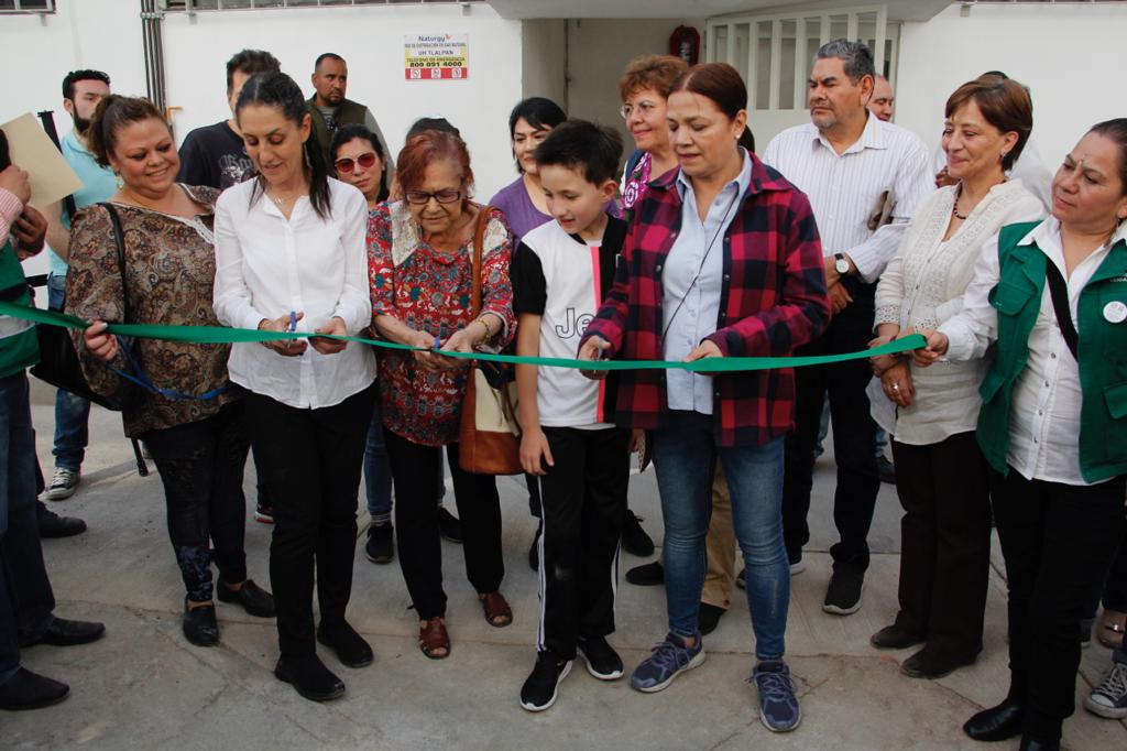 5e3f918401994810554015 - Gobierno de la Ciudad de México entrega nueve edificios del Multifamiliar Tlalpan