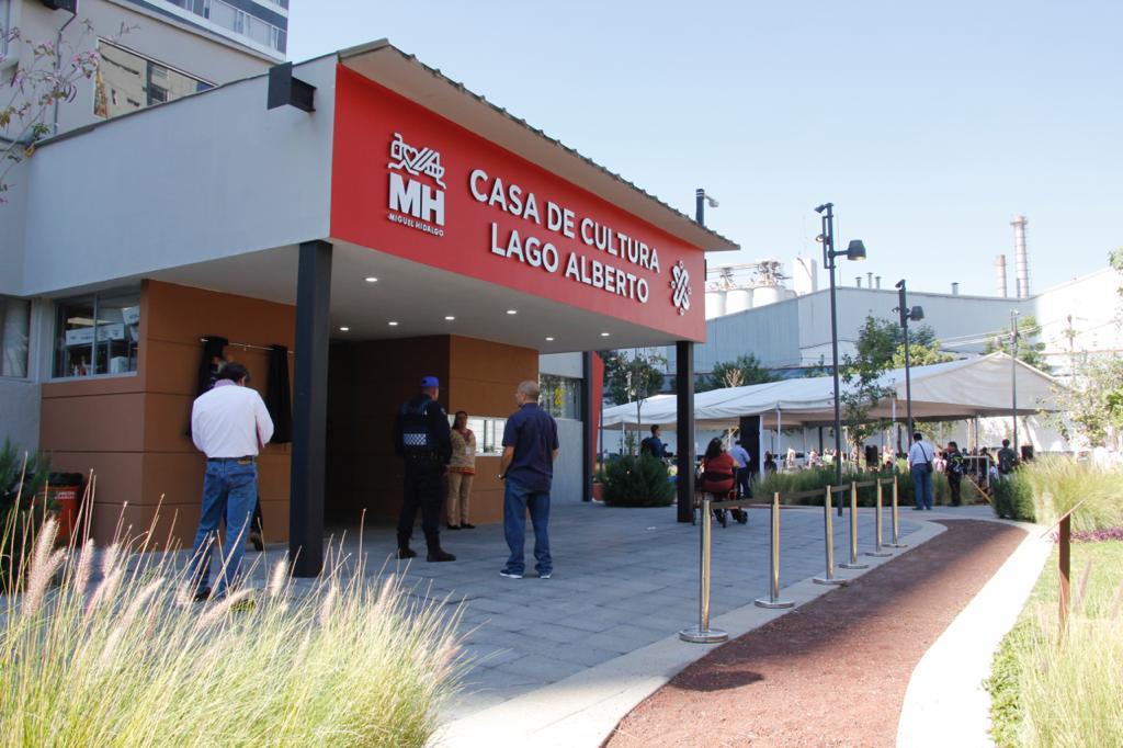 """5e55361a91e7c480929710 - Gobierno Ciudad de México y Alcaldía Miguel Hidalgo inauguran  Parque """"Lago Alberto"""" construido con recursos del SAC Granada"""