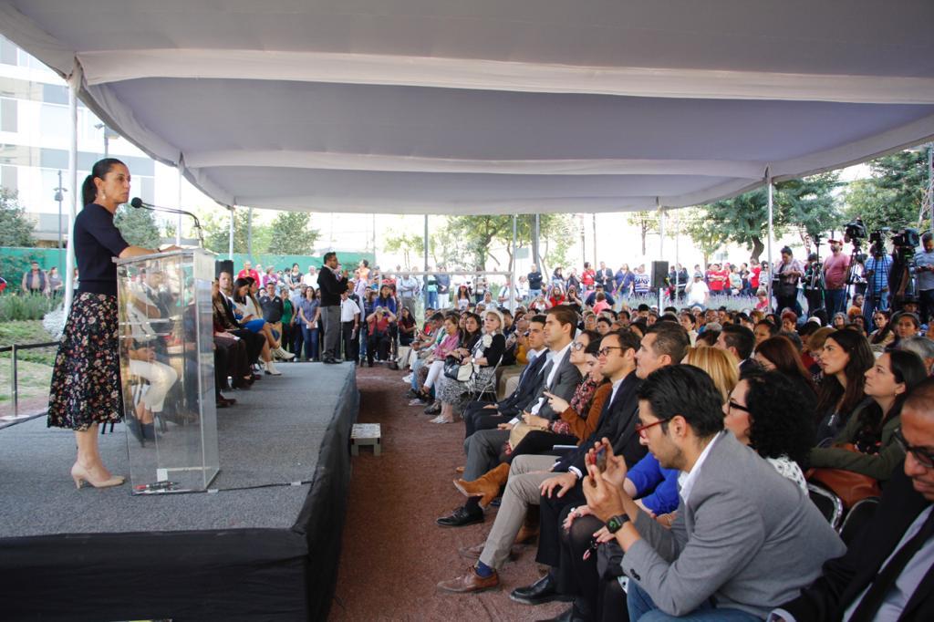 """5e55361d40e54138093367 - Gobierno Ciudad de México y Alcaldía Miguel Hidalgo inauguran  Parque """"Lago Alberto"""" construido con recursos del SAC Granada"""