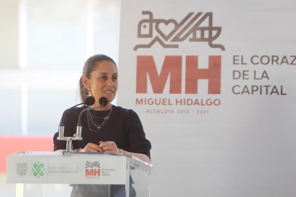 """5e5536232d894117567371 - Gobierno Ciudad de México y Alcaldía Miguel Hidalgo inauguran  Parque """"Lago Alberto"""" construido con recursos del SAC Granada"""