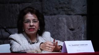 Nombra Jefa de Gobierno a María Guadalupe Lozada León como encargada de despacho de la Secretaría de Cultura
